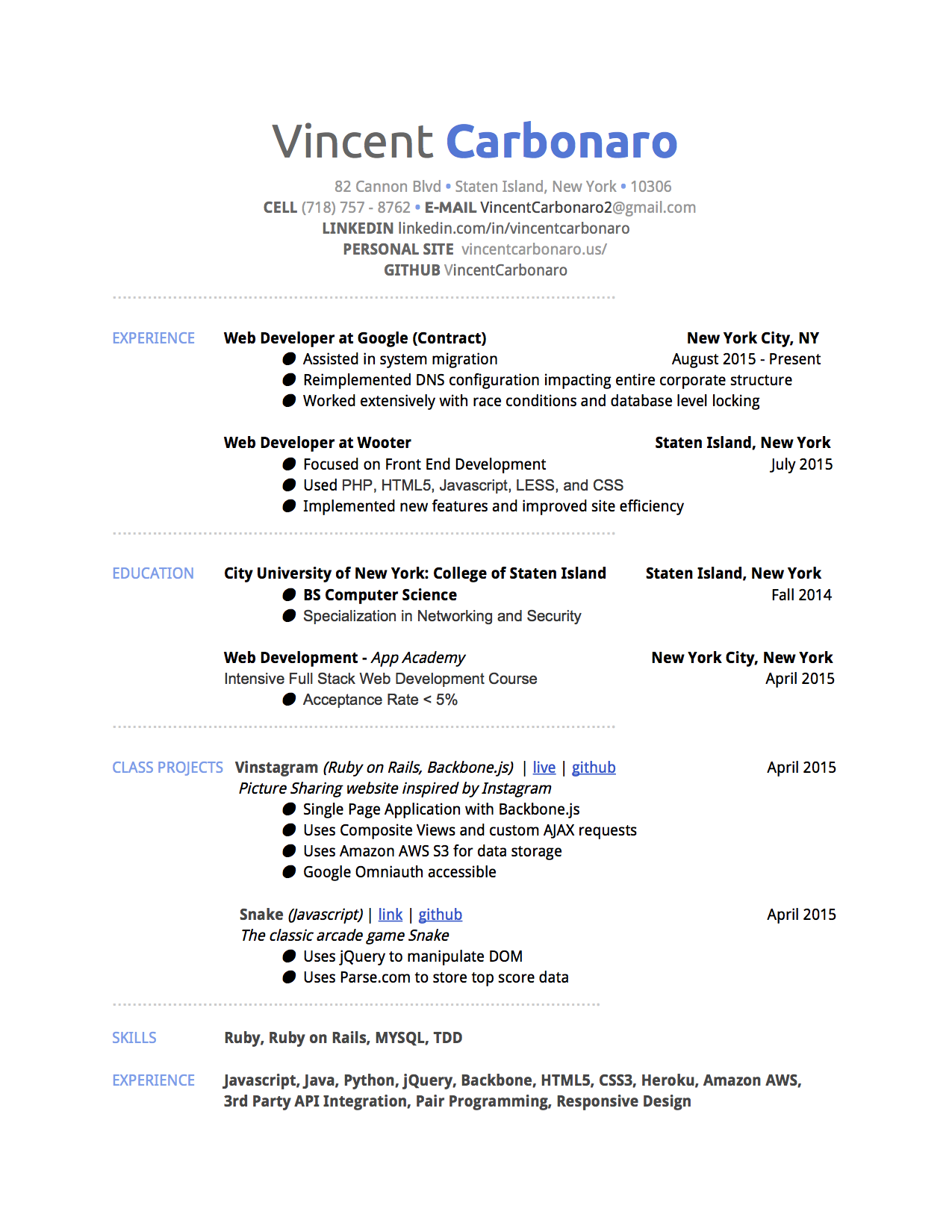 Vincent Carbonaro